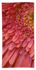 Flower Hand Towel by George Robinson