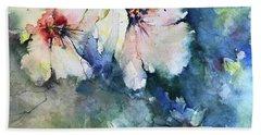 Flower Series   Uploaded For Kaye Bath Towel