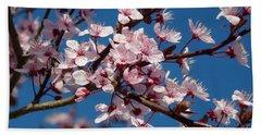 Flowering Of The Plum Tree 5 Hand Towel