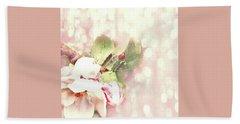 Flowering Pear Hand Towel