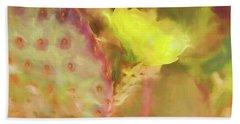 Flowering Pear Bath Towel
