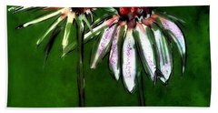 Flowers - 14april2017 Hand Towel by Jim Vance
