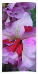Flowers From Johnny - Petunia Bath Towel