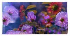 Flowers In Ravenna Hand Towel