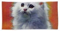 Fluffy Princess Bath Towel