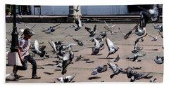 Fly Birdies Fly Hand Towel