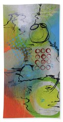 Flying In The Clouds Hand Towel