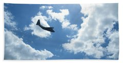 Flypast Bath Towel