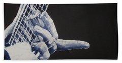 Fn Blues Hand Towel