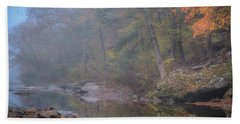 Fog And Color Hand Towel
