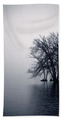 Fog Day Afternoon Hand Towel