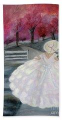 Follow Your Dreams Bath Towel by Lyric Lucas
