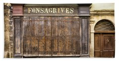 Fonsagrives In Saint-antonin-noble-val Hand Towel by RicardMN Photography