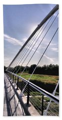 Footbridge 1 Bath Towel