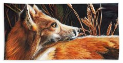 For Fox Sake Hand Towel