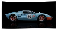 Ford Gt 40 Hand Towel