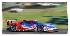 Ford Gt 67 Hand Towel