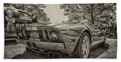 Ford Gt Hand Towel
