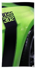 Ford Mustang - Boss 302 Hand Towel