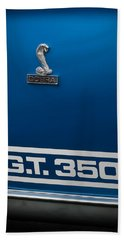 Ford Mustang G.t. 350 Cobra Hand Towel