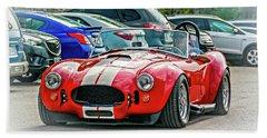 Ford/shelby Ac Cobra Bath Towel