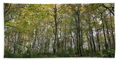 Forest Canopy Bath Towel