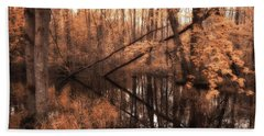 Forest Directional Hand Towel