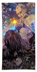 Forest Faun Hand Towel