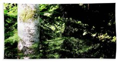 Forest Glow Hand Towel