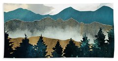 Forest Mist Hand Towel