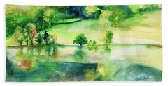 Forest Of Dreams Bath Towel