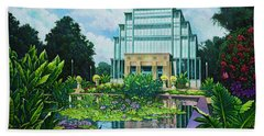 Forest Park Jewel Box Hand Towel