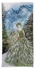Forest Princess Bath Towel