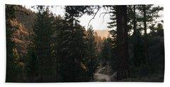 Forest Road Bath Towel