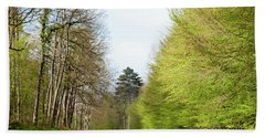 Forest Road Hand Towel