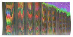 Forests Of The Night Bath Towel by Wendy J St Christopher