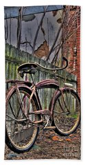 Hand Towel featuring the photograph Forgotten Ride 2 by Jim and Emily Bush