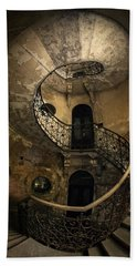 Forgotten Staircase Bath Towel