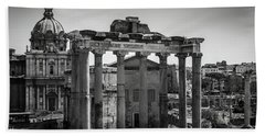 Foro Romano, Rome Italy Bath Towel