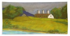 Fort Anne -annapolis Royal  Bath Towel