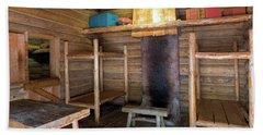Fort Clatsop Living Quarters Bath Towel