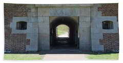 Fort Moultrie Hand Towel