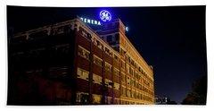 Fort Wayne In Ge Building - Jpmmedia.com Hand Towel