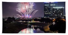 Fort Worth Fourth 2016 Hand Towel