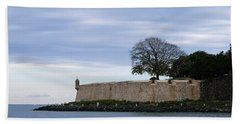 Fortress Wall Bath Towel