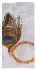 Fortune Assets Of Lord Krishna Hand Towel