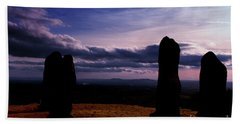 Four Stones Clent Hills Bath Towel