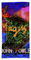 Fowles Magus Poster  Hand Towel