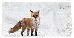 Fox 1 Bath Towel