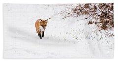 Fox 2 Hand Towel